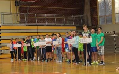Državno tekmovanje v badmintonu OŠPP