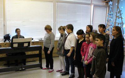 Obisk upokojenih učiteljic šole