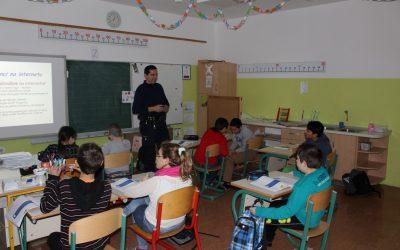 3. srečanje preventivnega projekta Policist Leon svetuje