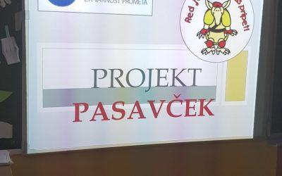 Aktivnosti projekta Pasavček