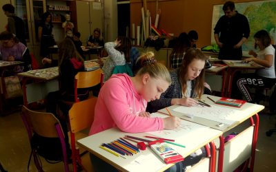 11. likovno srečanje osnovnih šol s prilagojenim programom