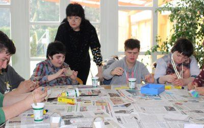 Delovni dan v VDC Črnomelj