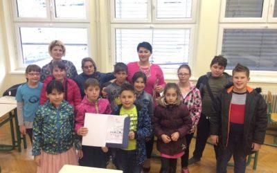 Nastop na 33. srečanju otroških pevskih zborov Bele krajine