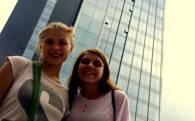Sodelovanje na natečaju Evropa v šoli in udeležba na zaključni prireditvi v Ljubljani