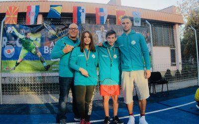 """Mednarodno prvenstvo v badmintonu """"Tuzla open 2018"""""""