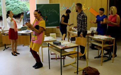 Prvi šolski dan na OŠ Milke Šobar – Nataše Črnomelj