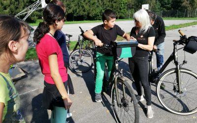 Projekt Alternativna mobilnost ob Kolpi