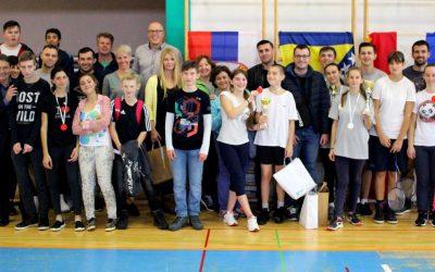 Državno in mednarodno prvenstvo v badmintonu