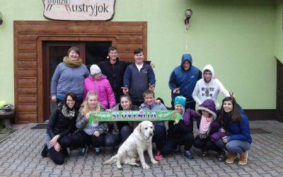 Milka vikend na Poljskem (2. in 3. dan na projektu Erasmus+)