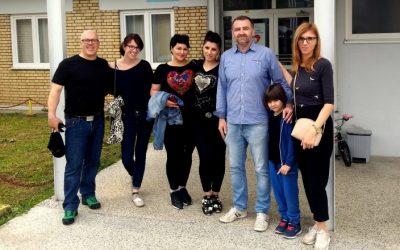 Strokovni obisk JU Centara za obrazovanje, vaspitanje i rehabilitaciju slušanja i govora Banja Luka