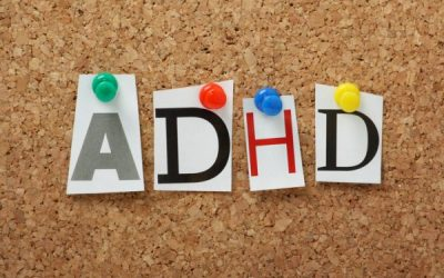 Ali ima moj otrok ADHD?