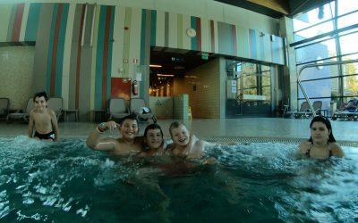 Plavalni tečaj tudi v času korone