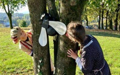 Predstavitev videospota Nadležna muha