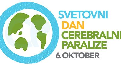 6. oktober – svetovni dan cerebralne paralize